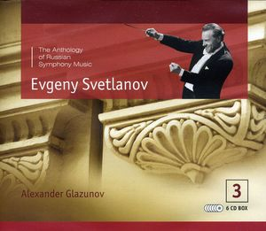 Anthology of Russian Symphonic Music 3