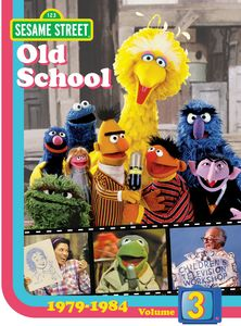 Sesame Street: Old School: Volume 3