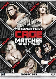 The Greatest Cage Matches of All Time