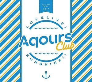 Love Live! Sunshine!! Aqours Club (Original Soundtrack) [Import]