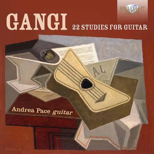 Gangi: 22 Studies For Guitar