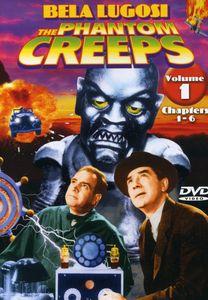 Phantom Creeps 1 & 2
