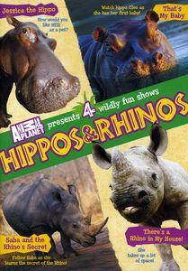 Hippos and Rhinos