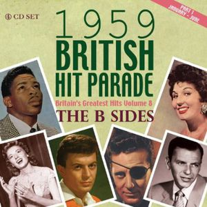 1959 British Hit Parade the B Sides Part 1 /  Various