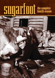 Sugarfoot: The Complete Fourth Season