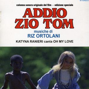 Addio Zio Tom (Original Soundtrack) [Import]