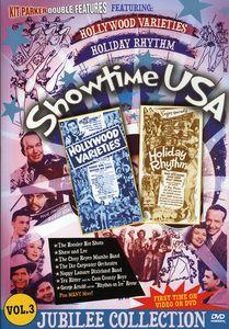 Vol. 3-Hollywood Varieties & Holiday Rhythm