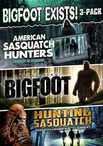Bigfoot Exists