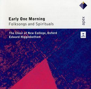 Early One Morning: Folk Songs & Spirituals