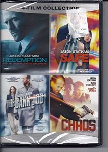 Redemption /  Safe /  The Bank Job /  Chaos