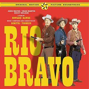 Rio Bravo + 8 Bonus Tracks (Original Soundtrack) [Import]