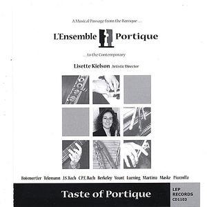 Taste of Portique