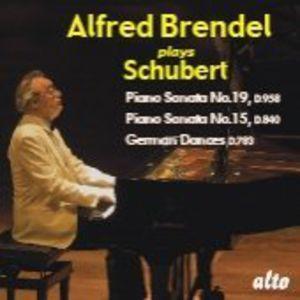 Piano Sonatas 15 & 19 /  16 German Dances