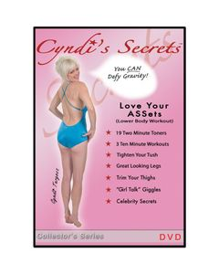 Cyndi's Secrets: Love Your Assets
