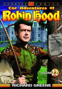 The Adventures of Robin Hood: Volume 22