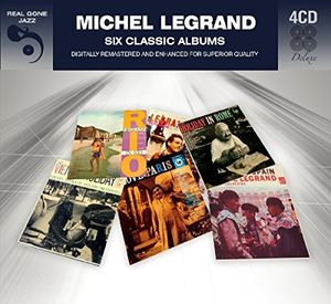 6 Classic Albums   Michel Legrand [Import]