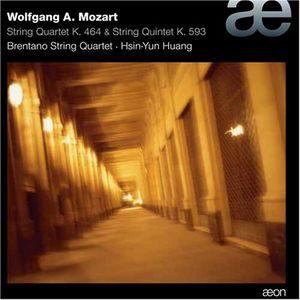 String Quartets K464 & 593
