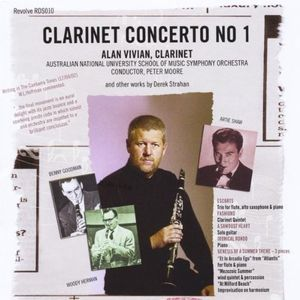 Clarinet Concerto No. 1