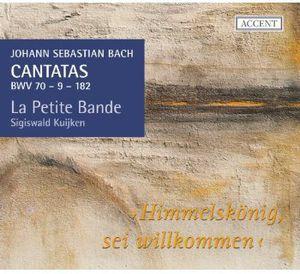 Cantatas 18 70 9 & 182