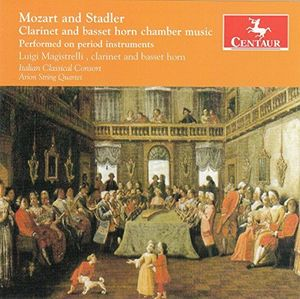 Clarinet & Basset Horn Chamber Music