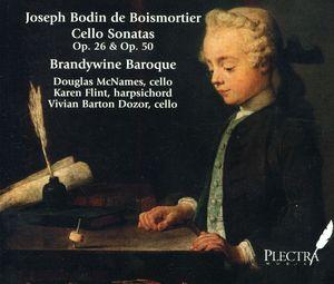 Joseph Bodin de Boismortier Cello Sonatas