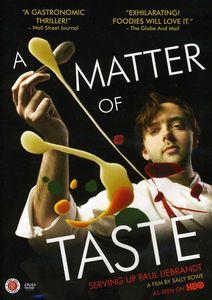 A Matter of Taste: Serving Up Paul Liebrandt