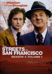 The Streets of San Francisco: Season 4 Volume 1