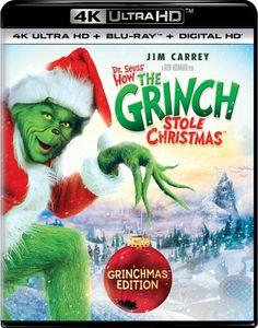 Dr. Seuss' How the Grinch Stole Christmas (Grinchmas Edition)