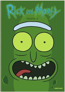 Rick and Morty: Season 3