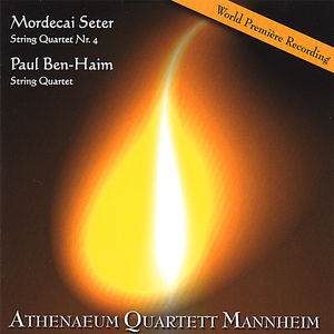 Mordecai Seter & Paul Ben-Haim