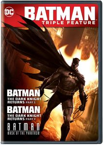 Batman: Dark Knight Returns (Triple Feature)