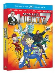 Stan Lee's: Mighty 7 - Beginnings