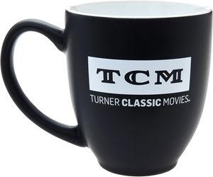 TCM Bistro Mug - Black Matte