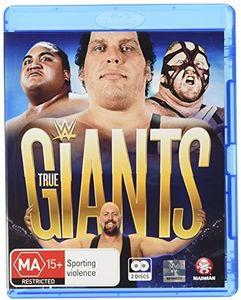 WWE: True Giants [Import]