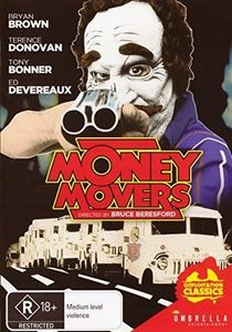 Money Movers (Ozploitation Classics) [Import]