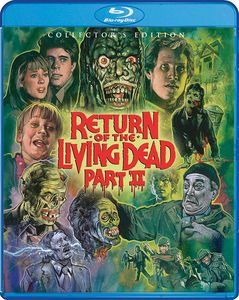Return of the Living Dead, Part II (Collector's Edition)