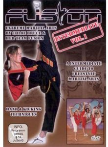 Vol. 1-Extreme Martial Arts Intermediate: Hand Tec [Import]