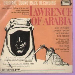 Lawrence of Arabia (Original Soundtrack) [Import]