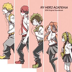 My Hero Academia /  O.S.T. [Import]