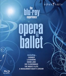 Experience Opera & Ballet Highlights