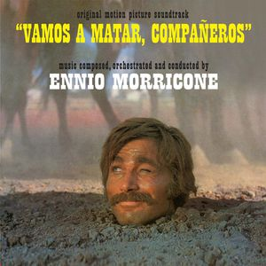 Vamos a Matar Companeros (Original Soundtrack) [Import]
