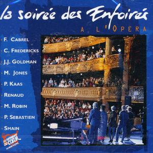 Soiree Des Enfoires a L'opera [Import]