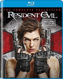 Resident Evil: The Complete Collection