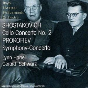 Symphony-Concerto /  Cello Concerto No 2