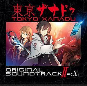 Tokyo Xanadu Ax (Original Soundtrack) [Import]