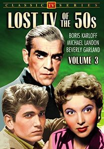 Lost TV of the 50s, Volume 3