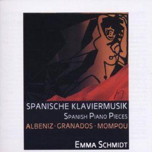 Spanische Klaviermusik