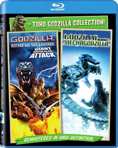 Godzilla Against Mechagodzilla /  Godzilla, Mothra, And King Ghidorah: Giant Monsters All-Out Attack