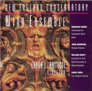 New England Conservatory Wind Ensemble