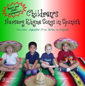 Children's Nursery Rhyme Songs in Spanish